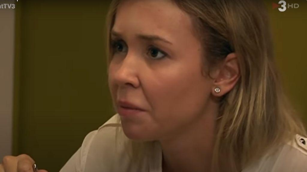 Angela Dobrowolski en 'El Convidat' de TV3