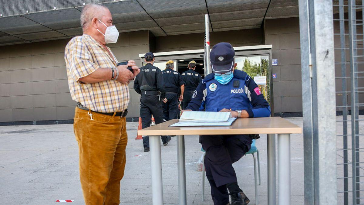 Madrid asegura que sus medidas están funcionando y espera que la Audiencia Nacional paralice las restricciones del Gobierno