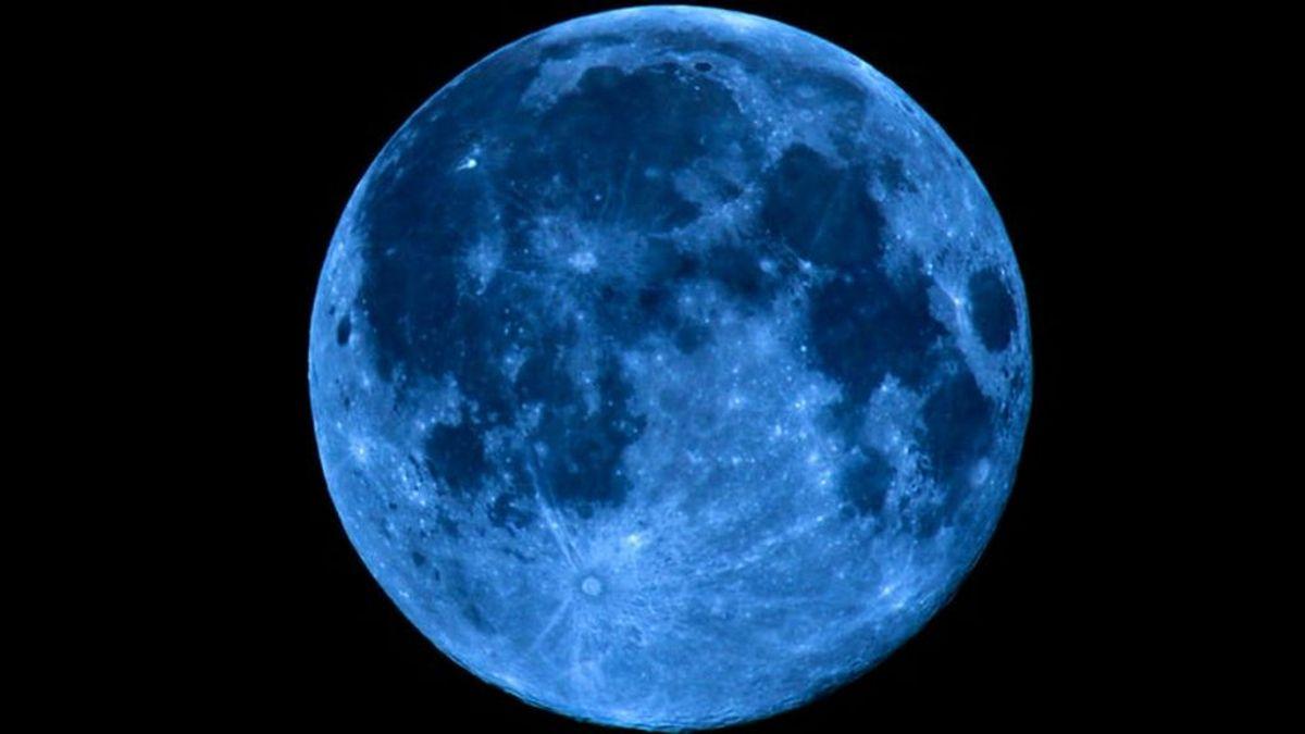 La luna de cosecha y una extraña luna azul: cuándo ver los plenilunios de octubre