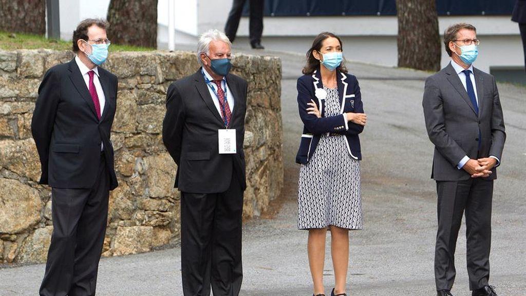 Rajoy reclama acuerdos ante la pandemia y señala a Sánchez como el mayor responsable