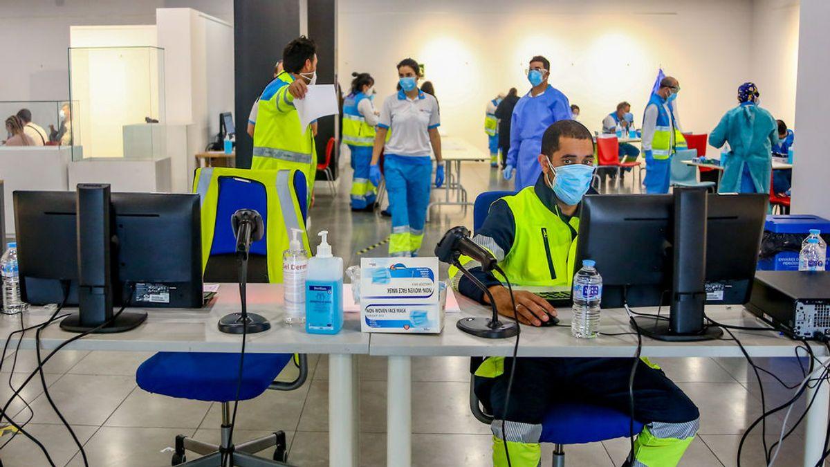 Madrid supera los 500 ingresados en UCI con coronavirus pero baja a 37 muertos