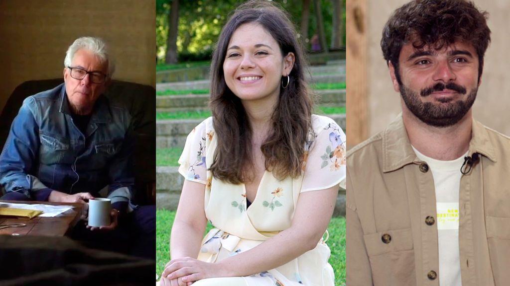 Mil Palabras &+  Ken Follett, Maria Reig y Miguel Gane