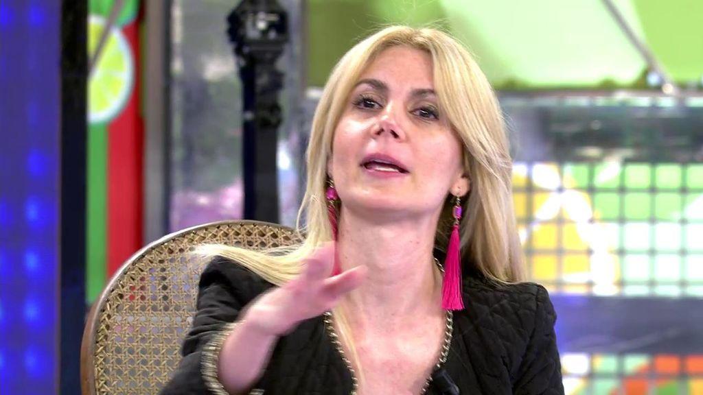 """Fiorella, sobrina de Edmundo Arrocet: """"Cuando Teresa se enfadaba perdía el control y se tiraba de los pelos"""""""