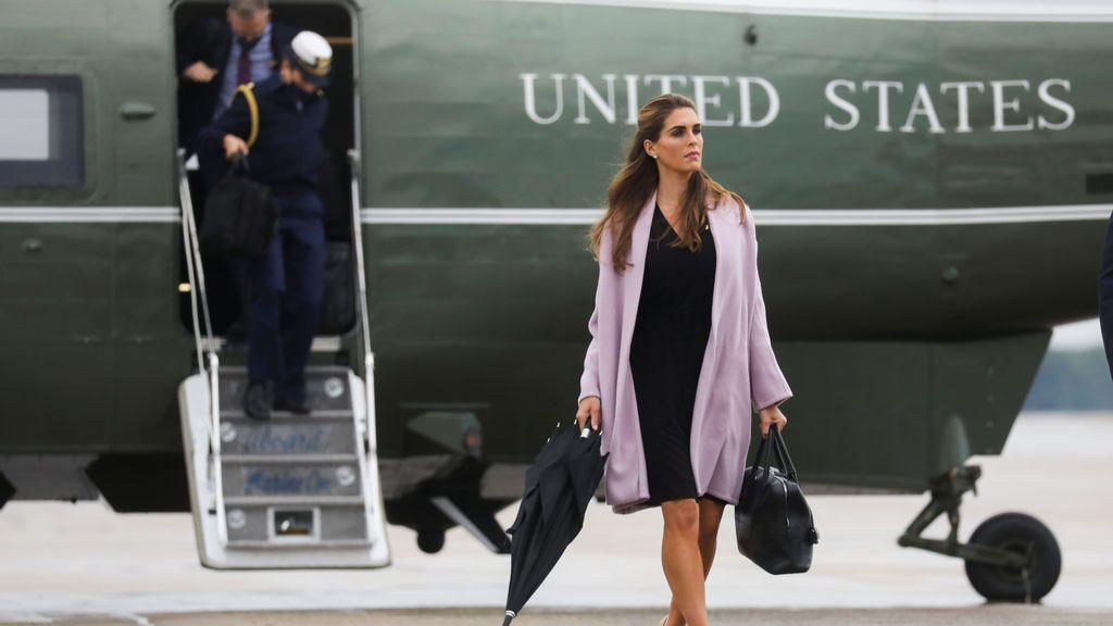 Donald y Melania Trump en cuarentena tras el positivo de una colaboradora