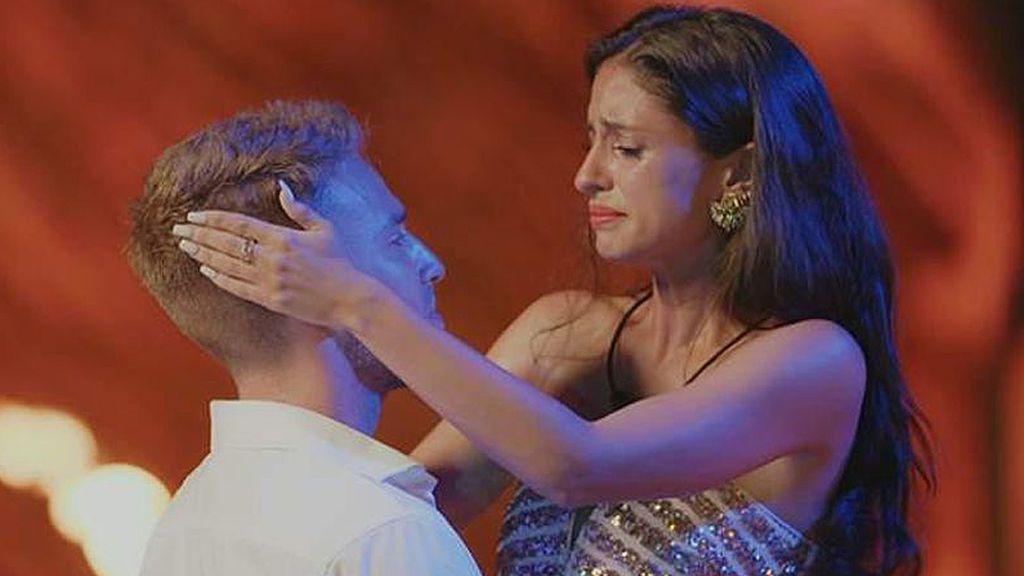 Así vivimos la historia de amor de Inma y Ángel: su promesa tras su paso por 'La isla de las tentaciones'