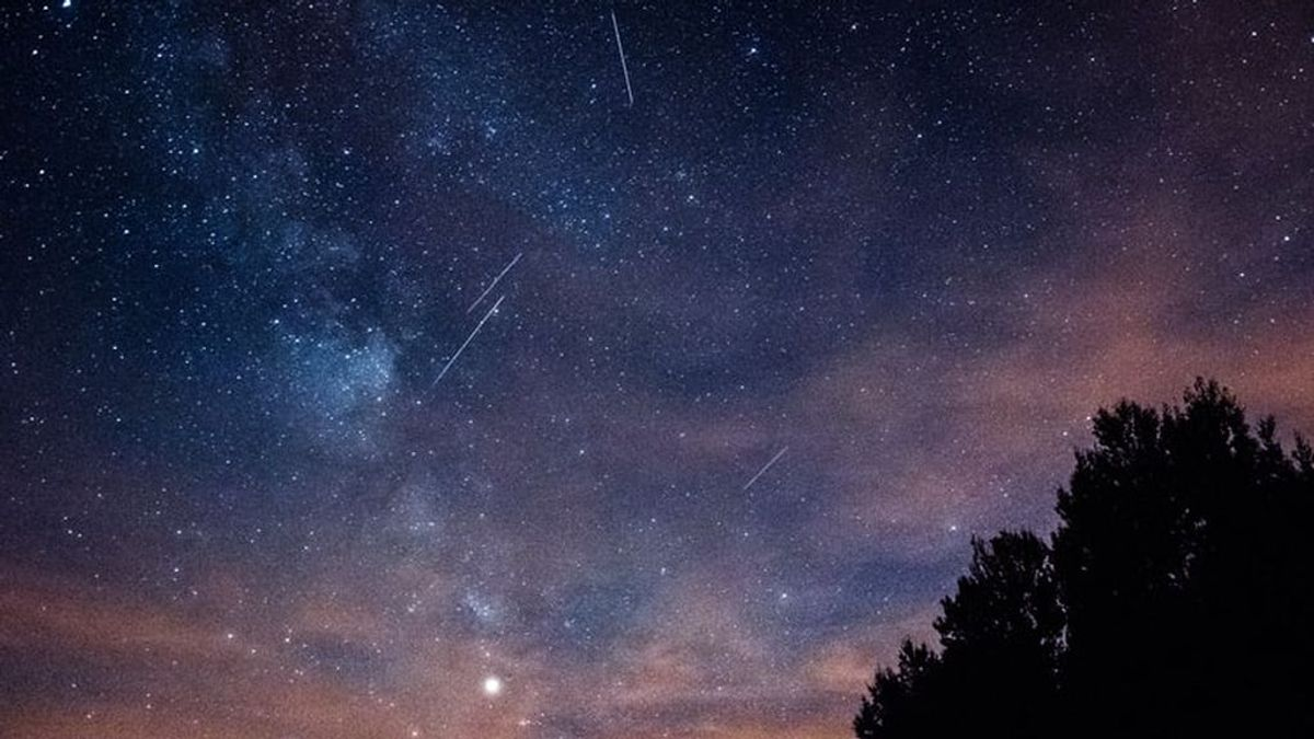 Dracónidas y oriónidas: ¿Cuándo ver las lluvias de estrellas de octubre?