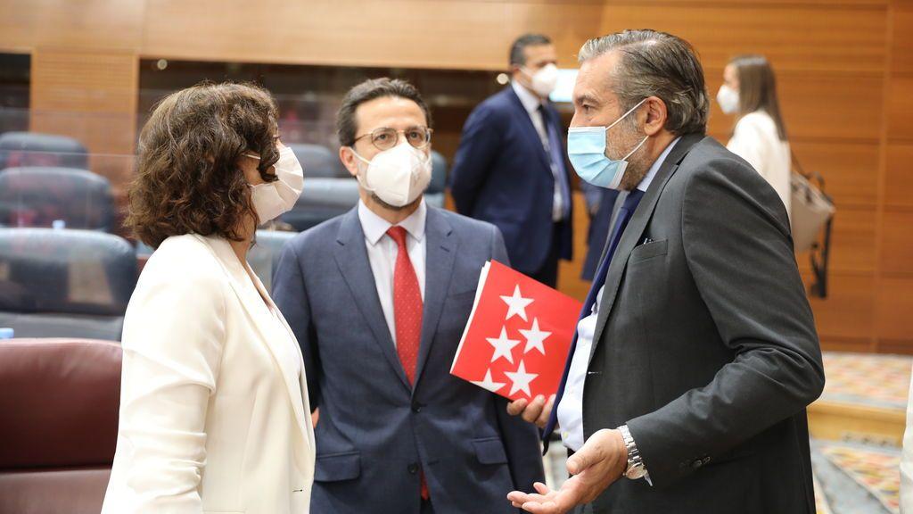 La Comunidad de Madrid pide a la Audiencia Nacional que paralice las medidas de Sanidad