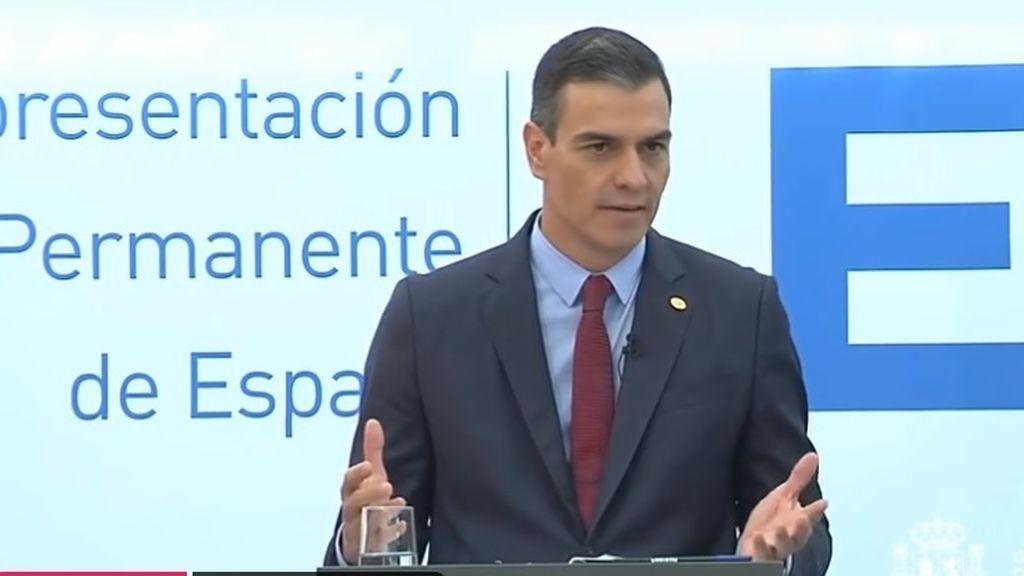 Sánchez  confirma que modificará la ley para renovar el Poder Judicial sin el PP