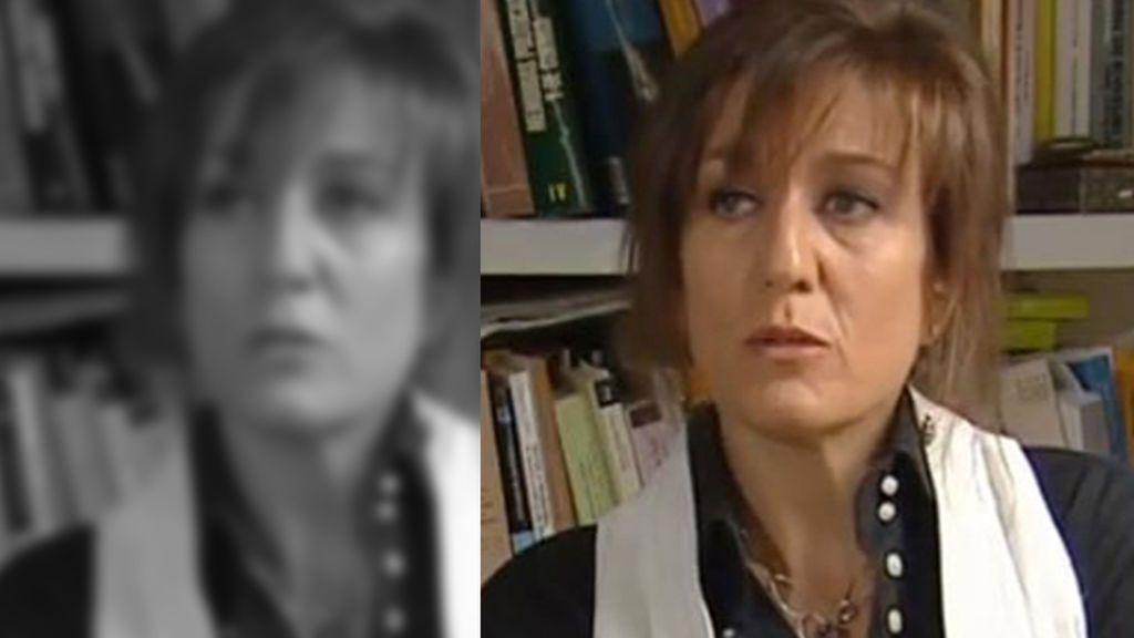 Ángeles Lario, profesora de Historia Contemporánea de la UNED
