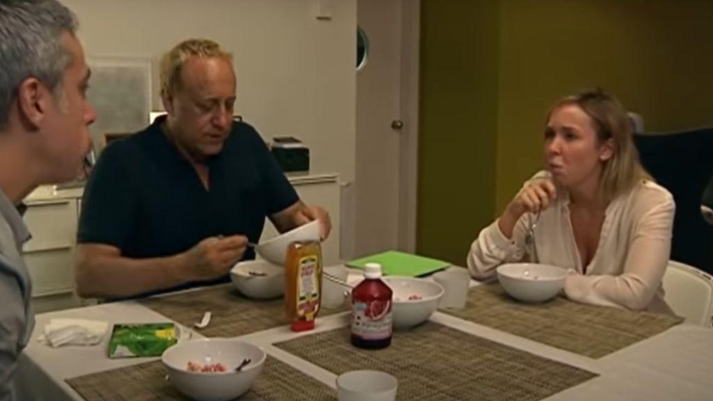 Mainat y Angela en 'El Convidat' de TV3