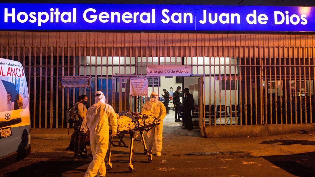 Guatemala reporta 18 muertes por covid-19 y 657 nuevos casos en 24 horas