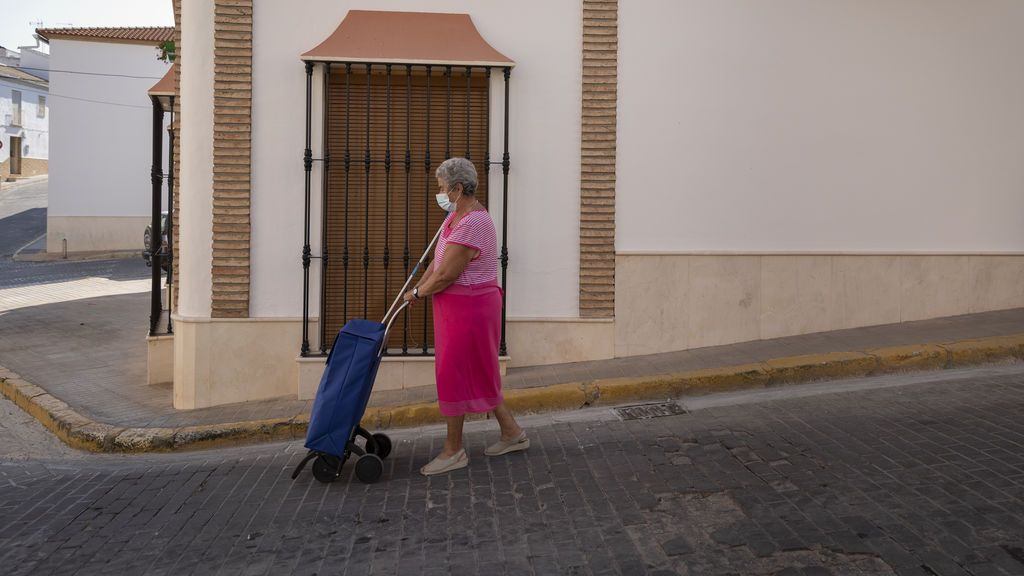 Tendencia a la alza en Andalucía con más de 1.500 positivos y 23 fallecidos en 24 horas