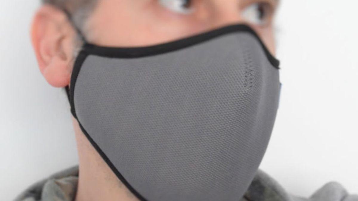 Mascarillas de cobre y zinc contra el coronavirus: prometen acabar con él y hasta 300 días de duración