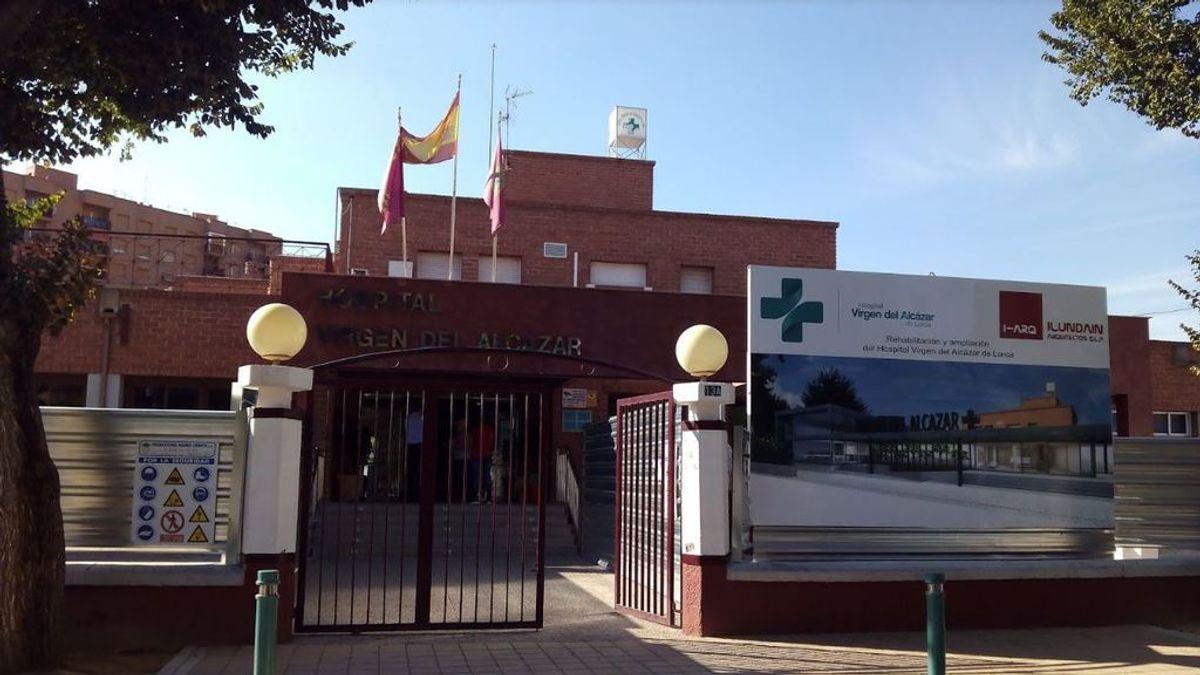 Nuevo brote en Lorca con 53 afectados en el hospital Virgen del Alcázar