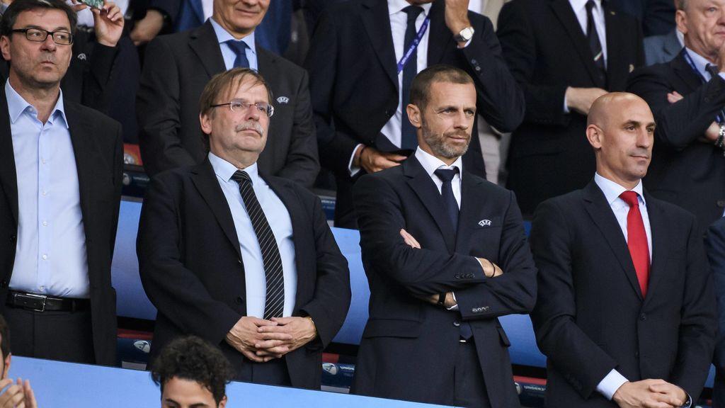 Vuelve la Champions y el público a los estadios: la UEFA permitirá hasta un 30% de aforo en los estadios