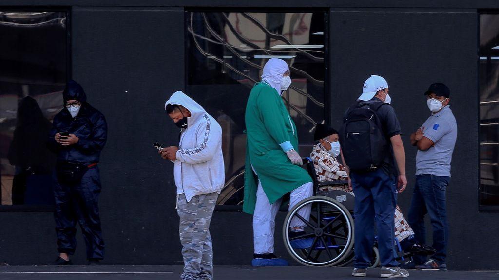 Ecuador registra 140.351 positivos y 11.597 fallecidos por COVID-19