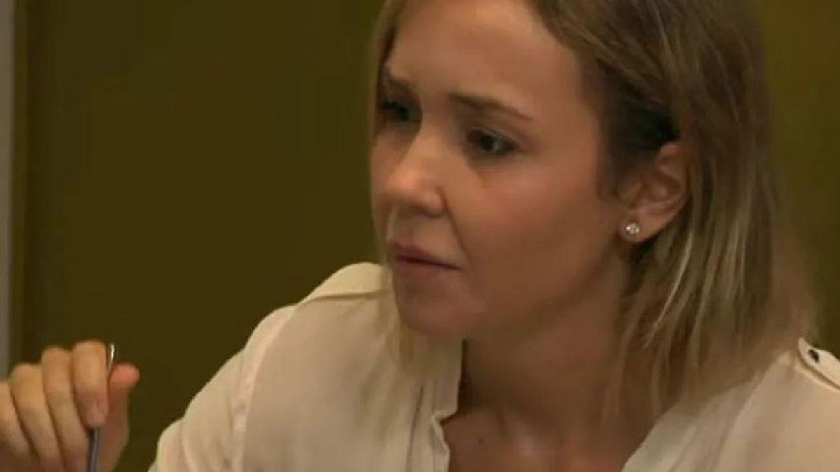 Angela Dobrowolski, mujer de Josep Maria Mainat