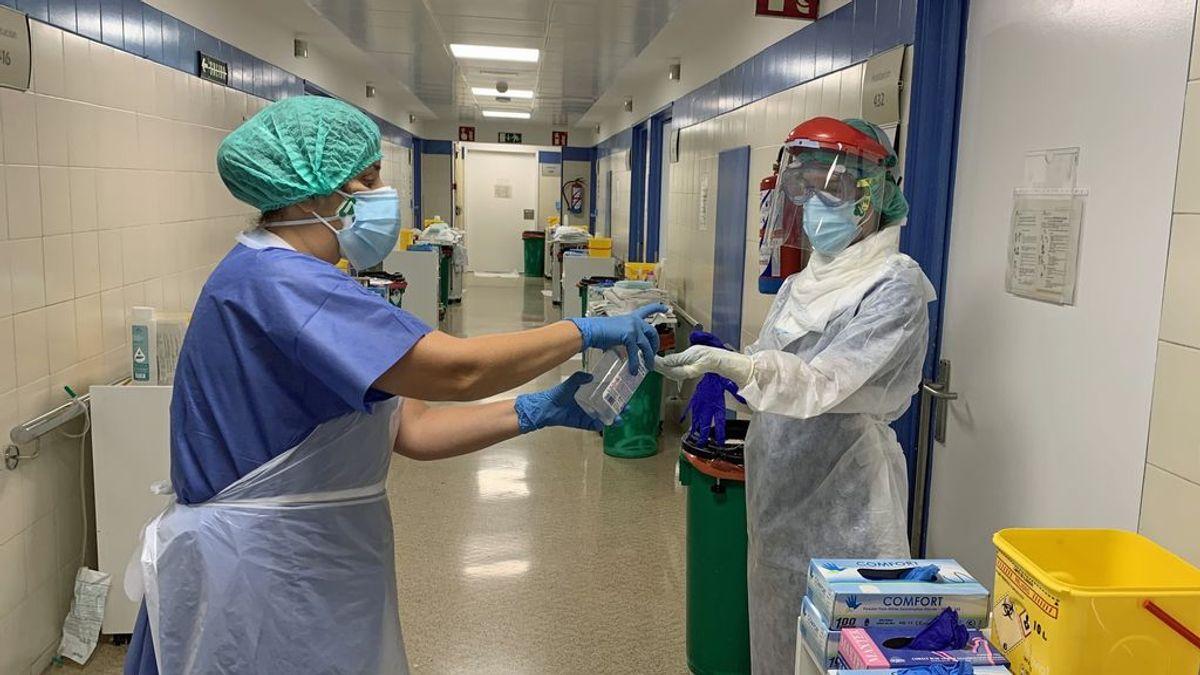 Andalucía vuelve a superar el millar de contagios por coronavirus en las últimas 24 horas