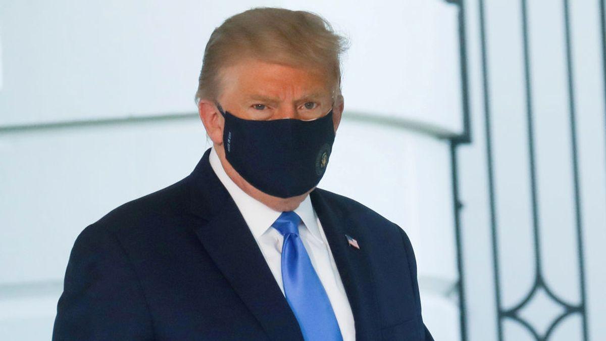 ¿Qué se sabe y qué no del coronavirus de Donald Trump?