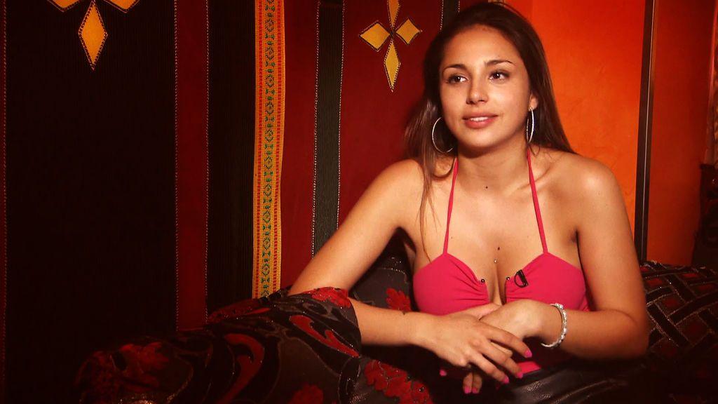 Antes de Tom Brusse fue 'MyH': Sandra Pica se dio su primer beso en televisión con un tronista