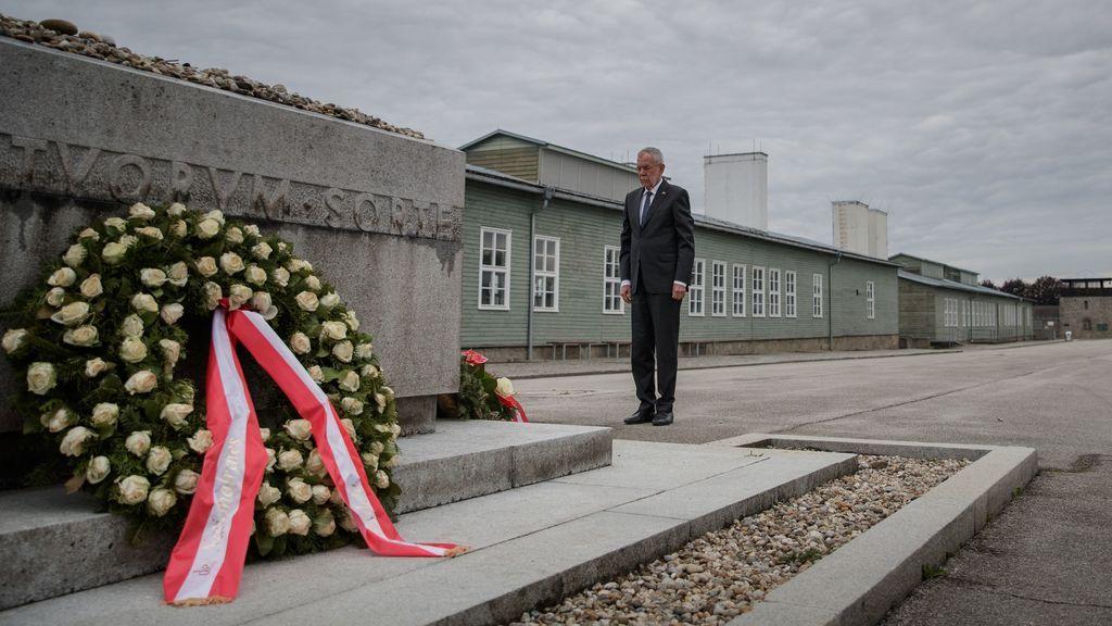 Pedro Sánchez y Pablo Iglesias lamentan la muerte del último español del campo nazi de Mauthausen