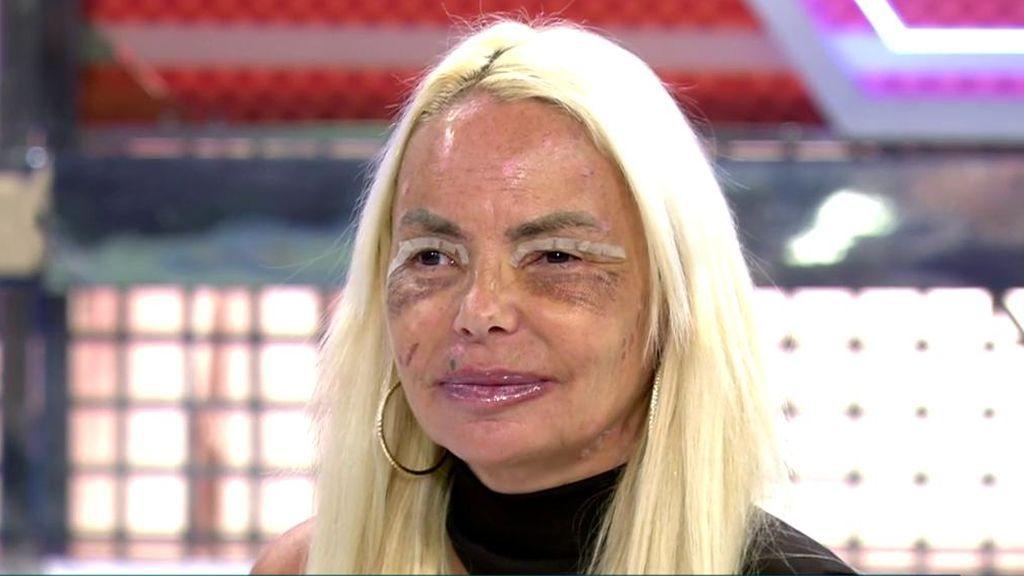 La nueva Leticia Sabater