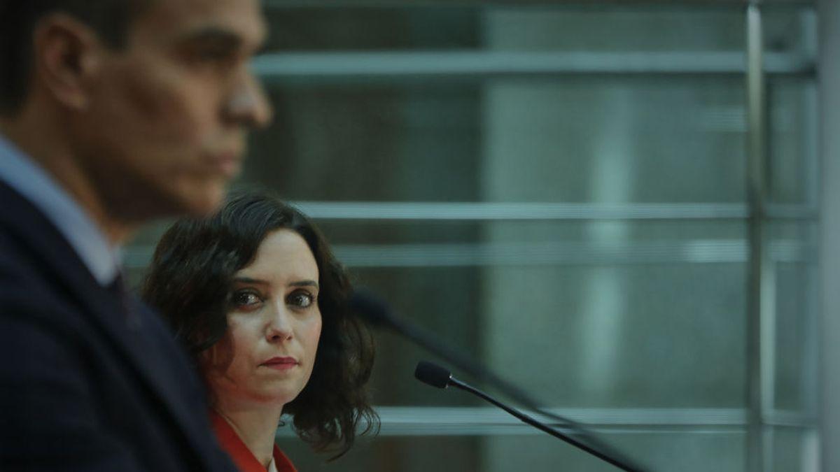 """Continúa la crispación política en Madrid mientras la comunidad científica reclama más """"acción"""""""