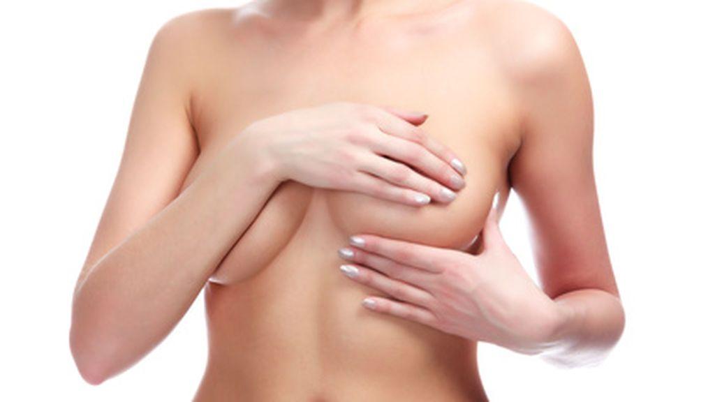 El pecho tuberoso se producirá por una alteración en el crecimiento de la mama.