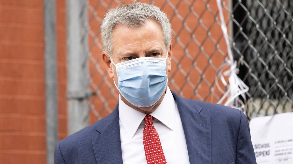 Alcalde de la ciudad de Nueva York, Bill de Blasio