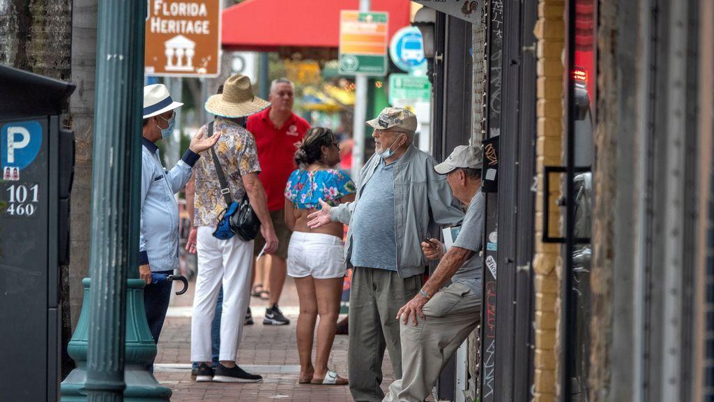Florida se aproxima a los 15.000 muertos por la covid-19