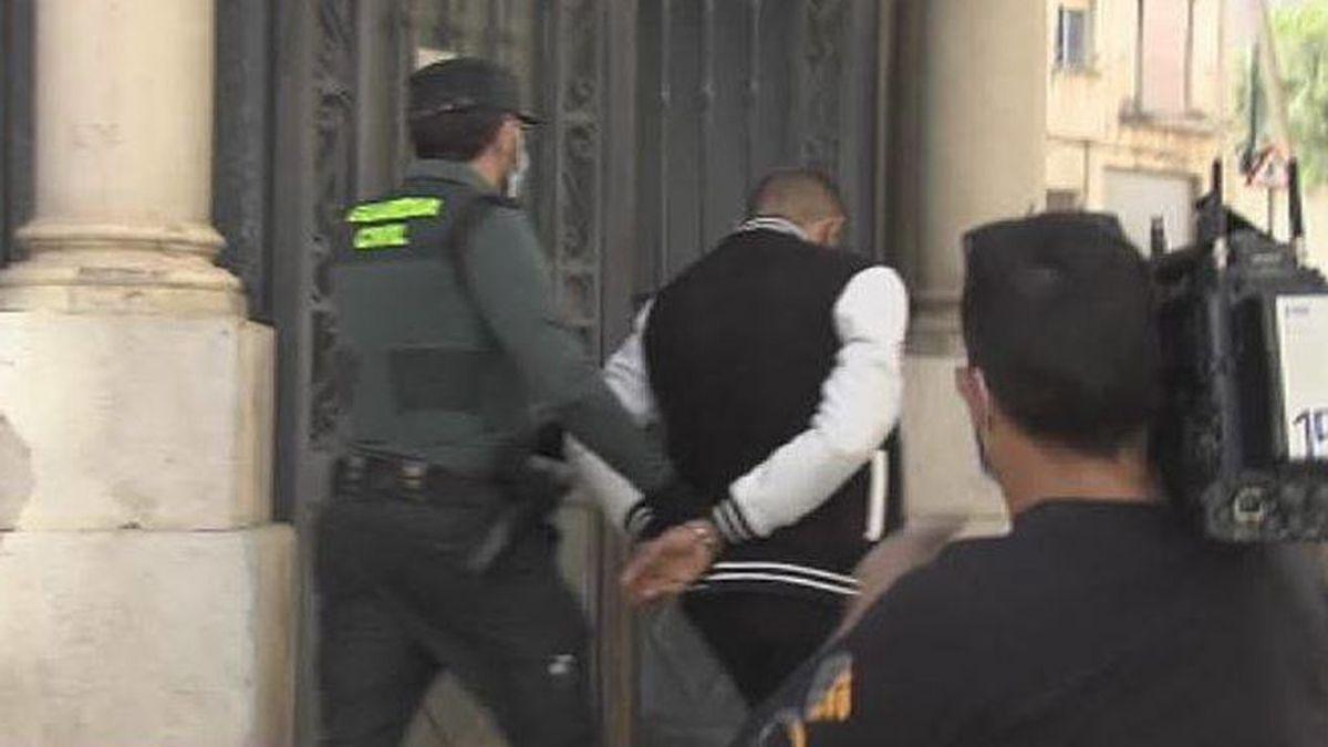Prisión sin fianza para cuatro detenidos por violación grupal a una menor en Valencia