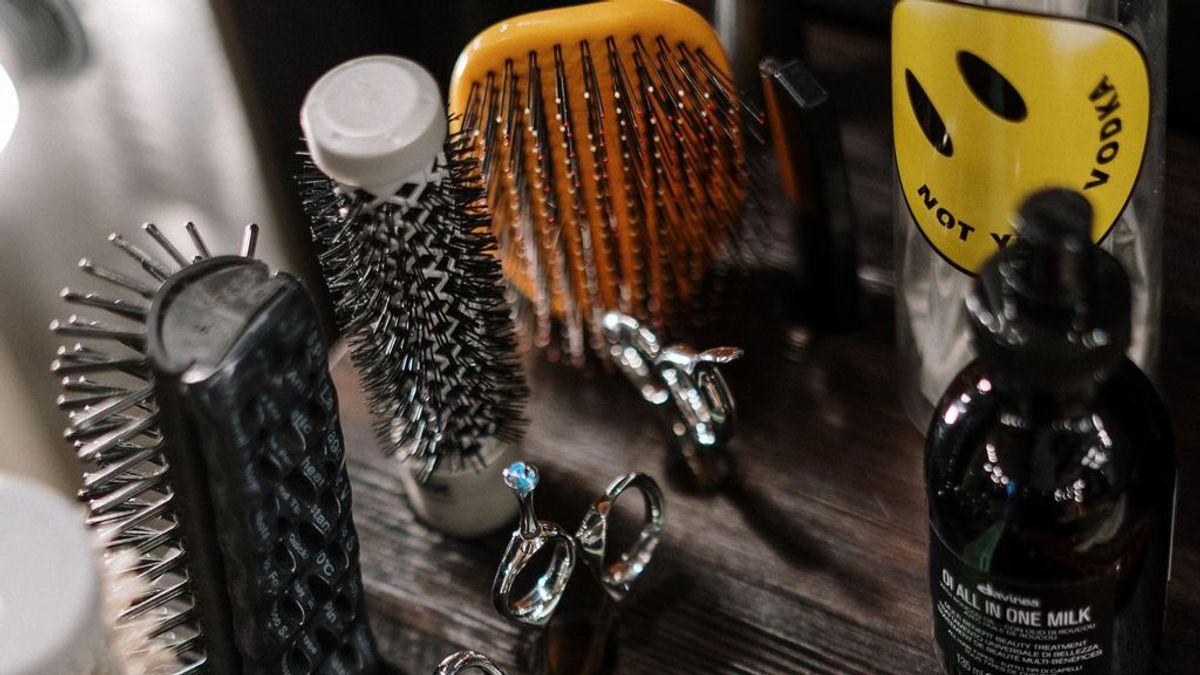Cepillo de pelo para hombres: cual usar según tu tipo de cabello