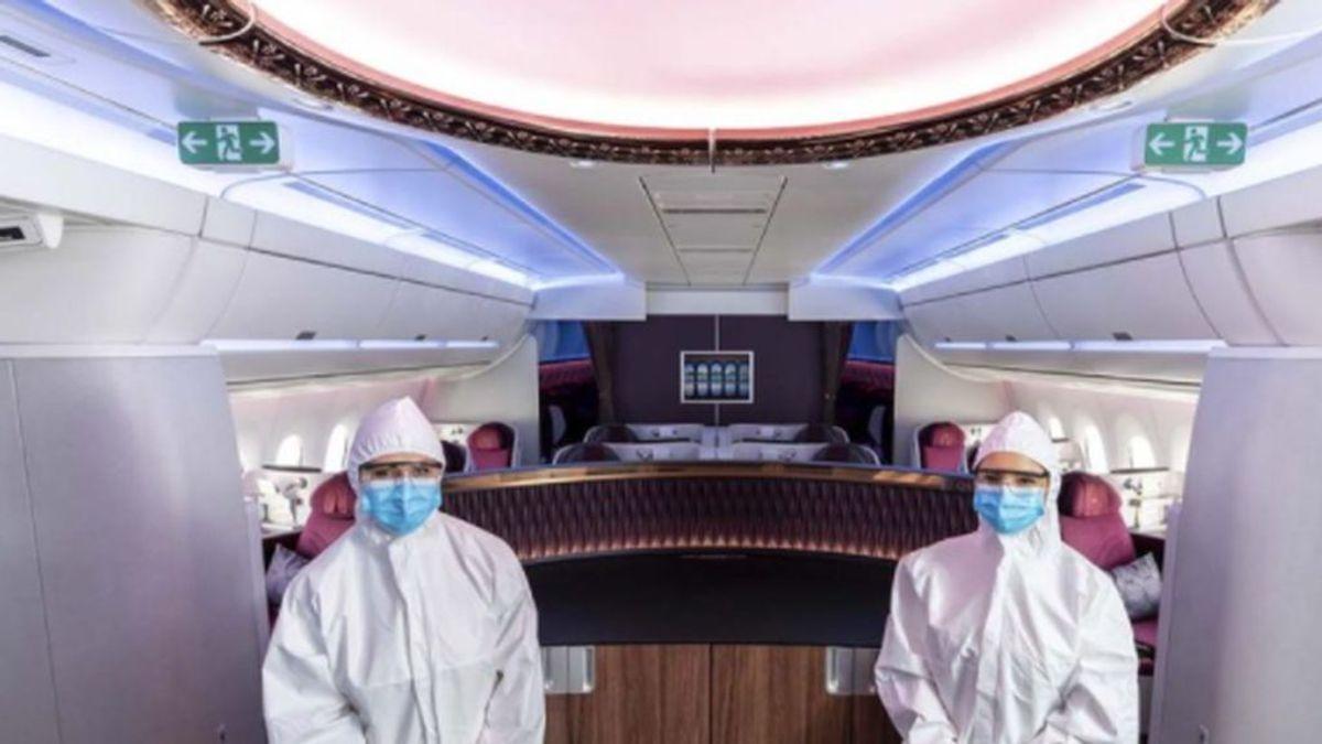 Qatar Airways regalará 21.000 billetes de avión a profesoresen agradecimiento a su labor