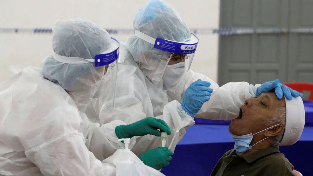 La pandemia de coronavirus supera los 35 millones de contagios con más de un millón de muertos