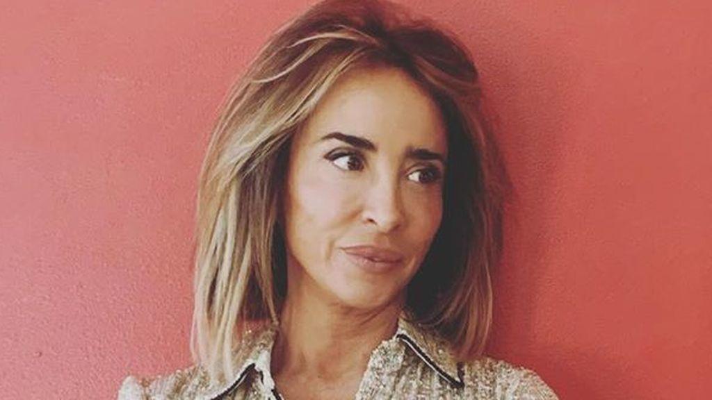 """María Patiño muestra el resultado de su retoque estético en la cara: """"Me he hecho un lifting en los ojos"""""""