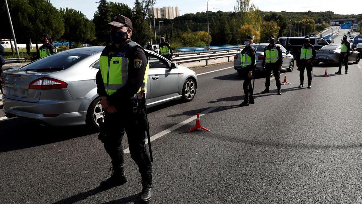 Las restricciones en España alcanzan a más de 6 millones de personas en España