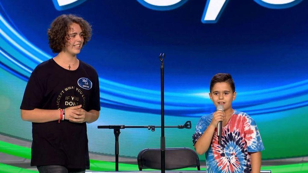 Una inesperada irrupción en el escenario de 'Idol Kids' conquista al jurado