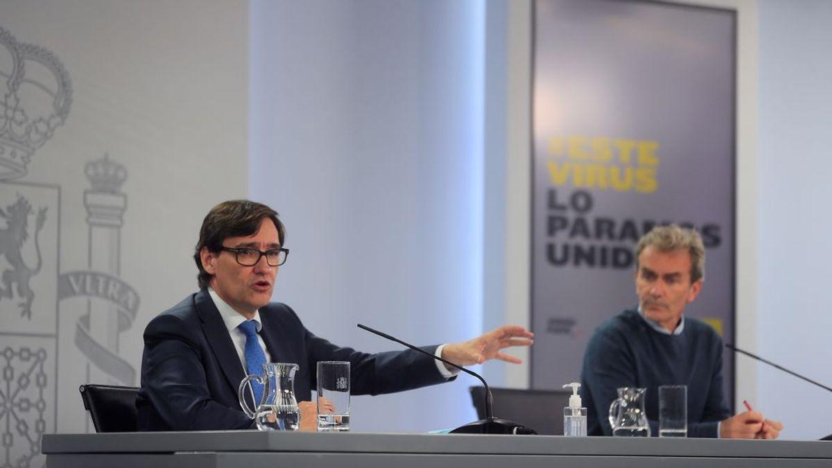 """Illa pide """"anticipación"""" y """"medidas contundentes"""" y no descarta reforzar las restricciones en Madrid"""