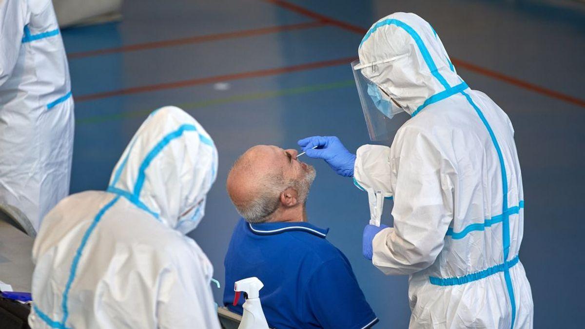 Última hora del coronavirus: España supera los 800.000 contagios tras sumar 23.480 más el fin de semana