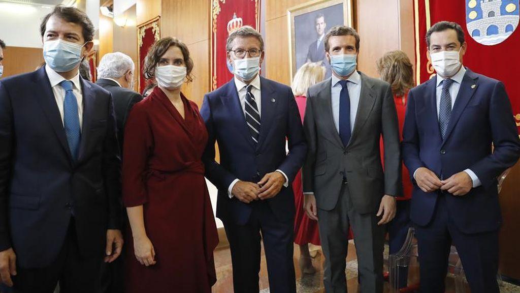 """El PP respalda """"sin fisuras"""" a Ayuso y acusa a Illa y Vox de hacer campaña a costa de Madrid"""
