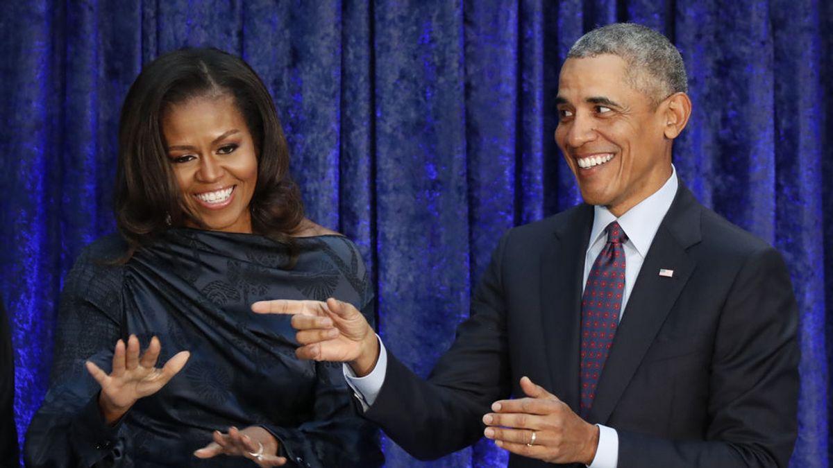Se subastan dos prendas icónicas de los Obama