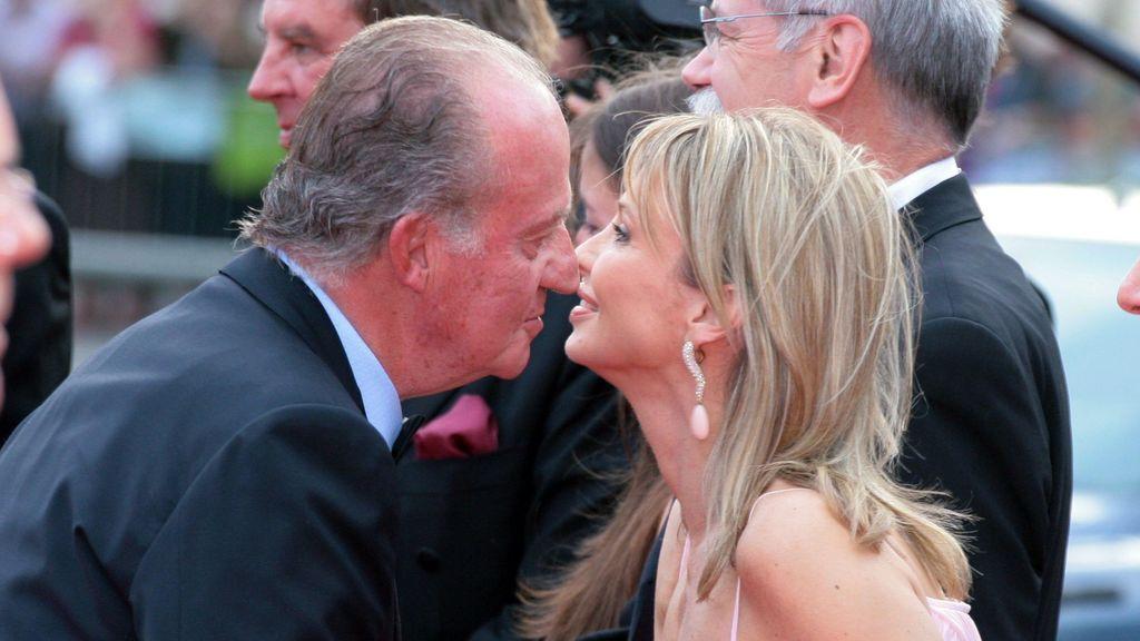 Corinna y Juan Carlos