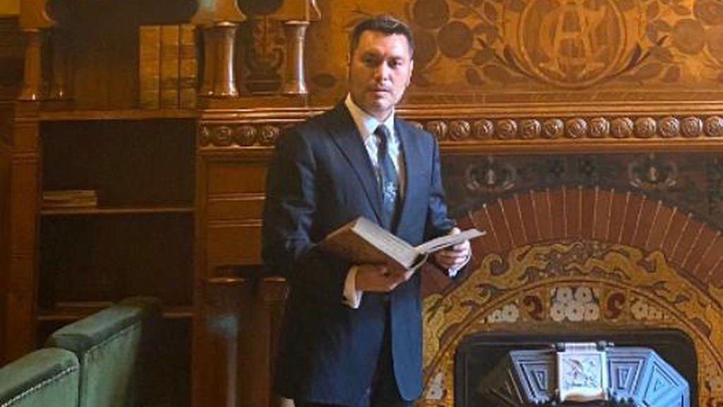 Jorge Albertini, abogado penalista consultado por NIUS