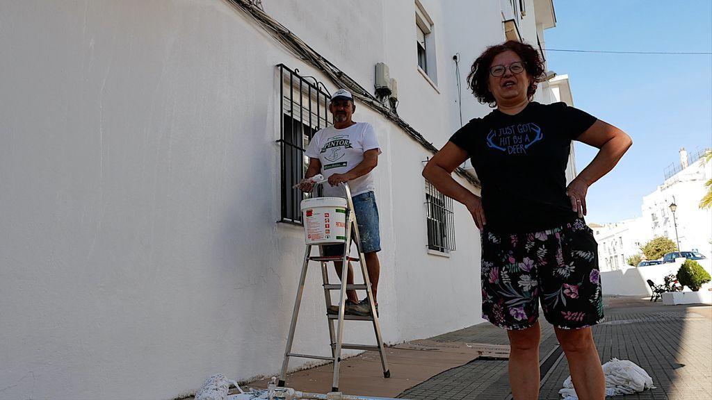 Paqui y Ramón, cincuenta años en la Avenida Buenavista