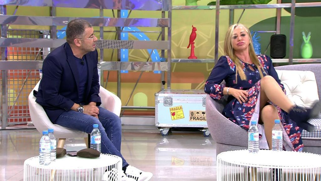 La propuesta de la cúpula y de Jorge Javier Vázquez que cabrea a Belén Esteban: le proponen que que como princesa del pueblo