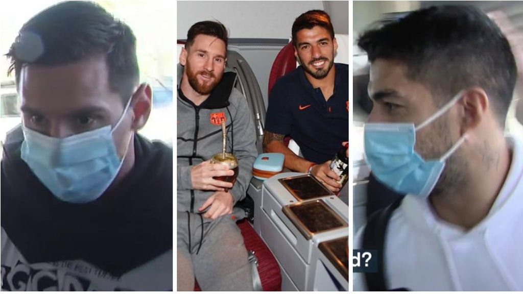 El detalle de Messi con Luis Suárez que demuestra que siguen siendo amigos, pese ahora ser rivales