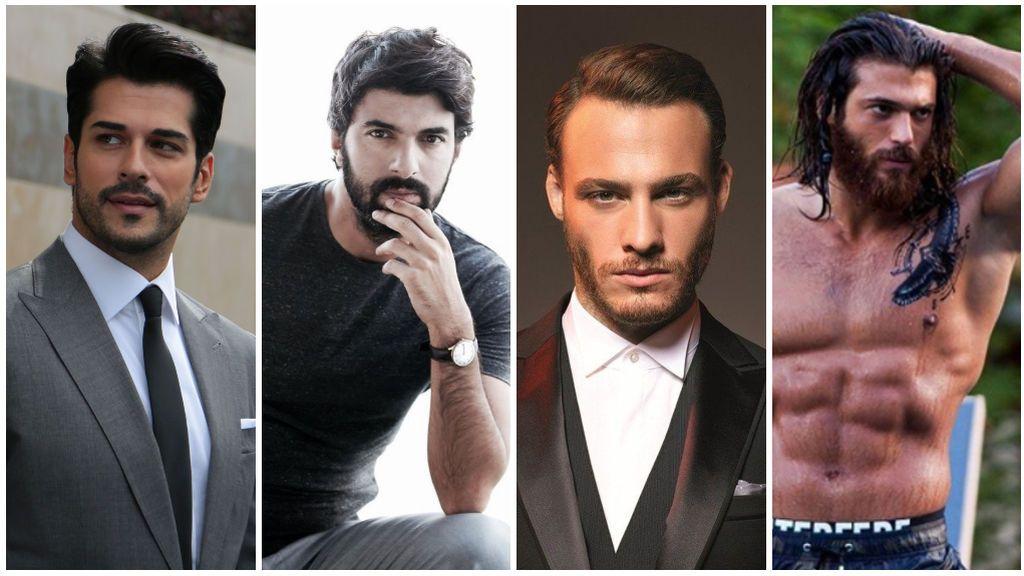 De Burak Özçivit a Can Yaman: Repasamos los actores turcos del momento.