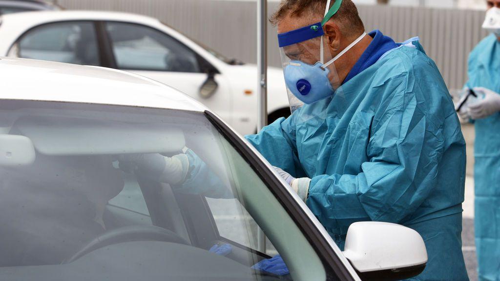 Andalucía suma 30 muertes y 1.788 positivos, las mayores cifras de la segunda ola de la pandemia de coronavirus