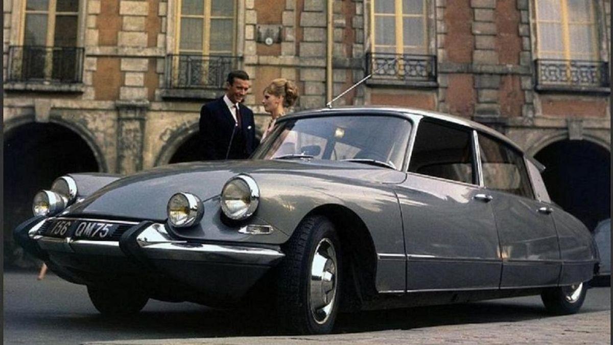 Se cumplen 65 años el Tiburón, el mítico Citroën DS