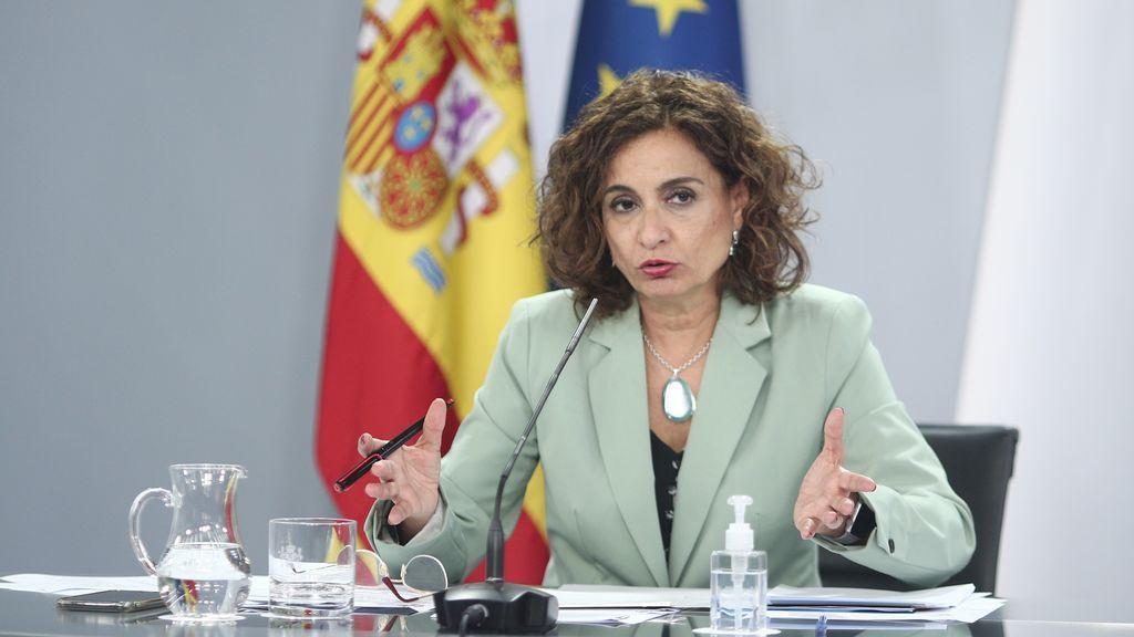María Jesús Montero enfría la amenaza de renovación inmediata del CGPJ